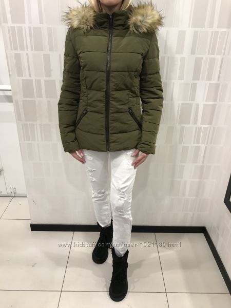 Тёплые демисезонные куртки reserved куртка на синтепоне.