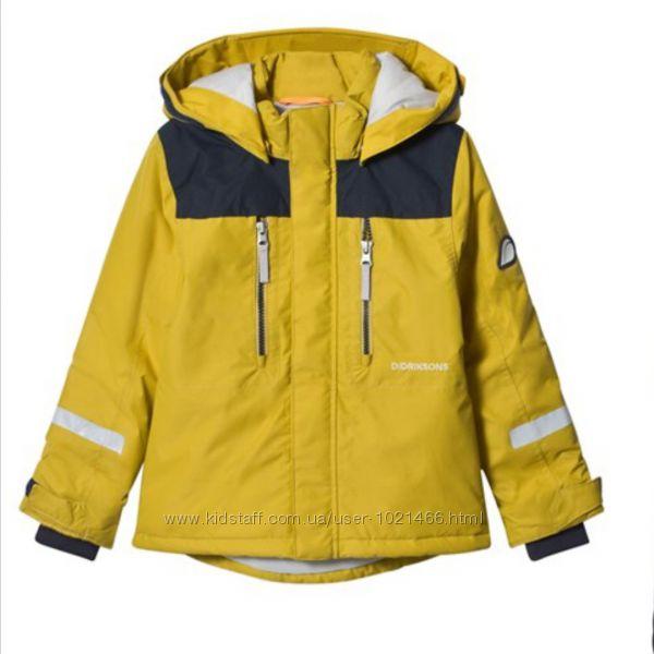 Didriksons зимняя куртка