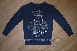 Тонкий свитер ф. George в новом состоянии 116-122 см 6-7 лет