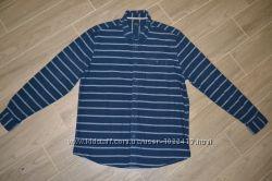 плотная рубашка ф. Matalan р. L Бангладеш новая