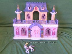 Домик замок для кукол