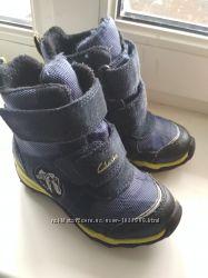 Ботинки Clarks зимние