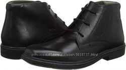 Новые Geox кожаные ботинки демисезонные
