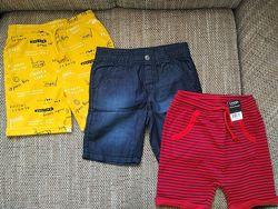 Новые фирменные шорты, разные модели