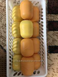 Капсули контейнери яйца от киндер сюрприза