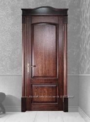 Двери деревянные из массива межкомнатные 5