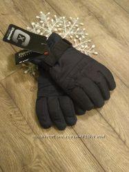 Очень теплые фирменные термо перчатки для мальчика. Франция от 3-х до 10л