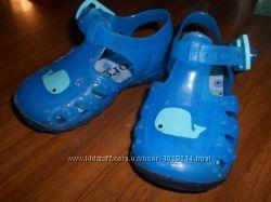 Босоножки сандалии мыльницы пляжные George uk 4 р. 21 12 см