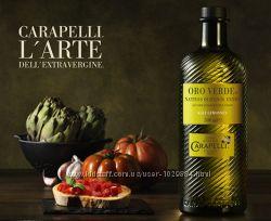 Оливковое масло Carapelli Oro Verde 500мл