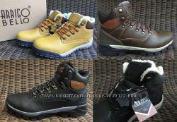 Польша Натуральная кожа Мужские ботинки Arrigo Bello