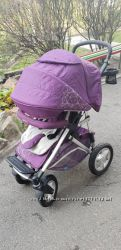 Продаем нашу любимую прогулочную коляску - внедорожник Geoby C780