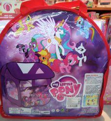 Палатка 8009 My Little Pony в сумке 114 x 102 x 110 см.