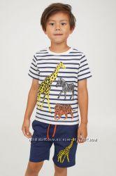 Набор шорты и футболка H&M