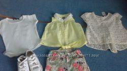 Блузки, топы, футболки Zara, LiLi Gaufrette