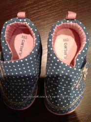 Кросовки ботинки  Carters 20  12. 1 см