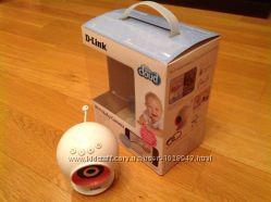 Камера IP-Камера D-Link DCS-825L для нагляду за дитиною