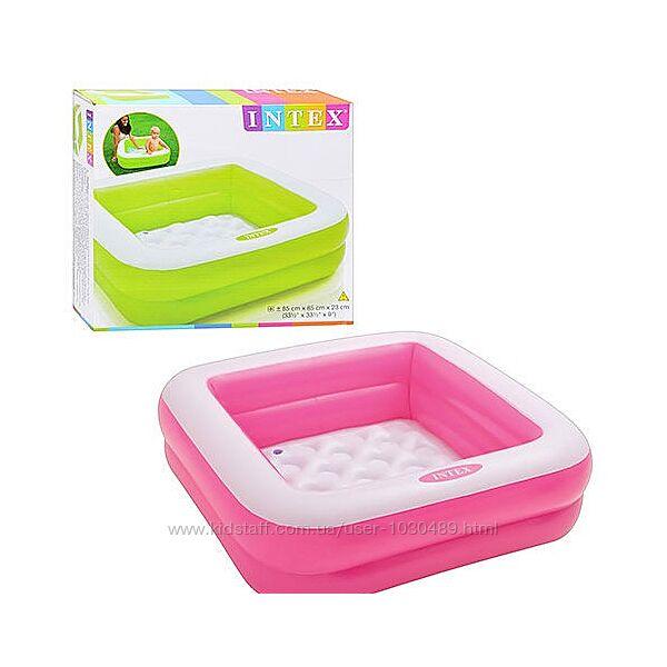 Басейн дитячий Intex бассейн детский для дітей детей