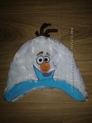 Шапка Снеговика Frozen Олаф George 4-8лет 104-128