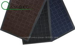 Придверные коврики 40х60 см полоски квадратики
