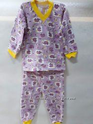 Детская хлопковая пижама для ребенка, 2834