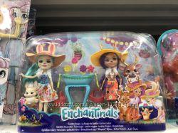 Набор Enchantimals Garden Magic Doll Set , 2 куклы