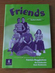 Friends 2 Teacher&acutes Book книга для учителя