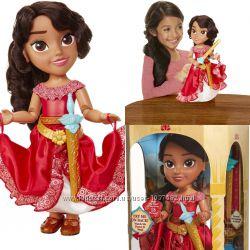 Большая шарнирная кукла Елена из Авалора, говорит и поет