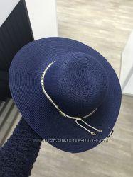 Женская классная соломенная шляпа Zara