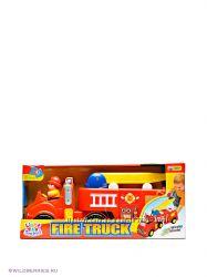 Пожарная машина kiddieland бу