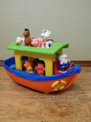 Ноев ковчег на русском с песнями и стихами