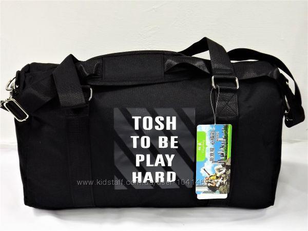 a7ea41466f46 Стильная спортивная дорожная сумка черная, 342 грн. Дорожные женские сумки  купить Кривой Рог - Kidstaff   №26953170