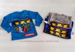 Джемпера и водолазки для мальчиков с Ниндзяго р 92-116 см