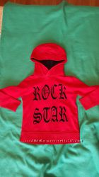 Детская толстовки с капюшоном Zara boy