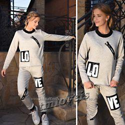 Подростковый спортивный костюм для девочки Анжелика