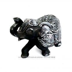 Индийский, слон, Индия. Ручная работа. Статуэтка, фигурка, сувенир