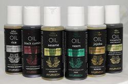 Аюрведические масла для тела и волос