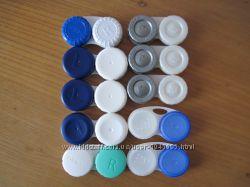 Контейнеры для контактных линз 10 штук новые фирменные