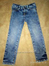 плотненькие джинсы на девочку