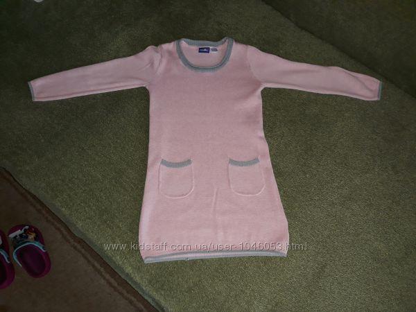 Платье, туника LUPILU 110-116 см, 5-6 лет