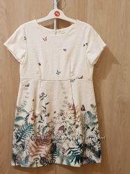 Zara платье 11-12 лет 152 см hm