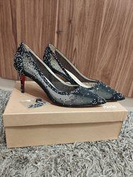 Туфли женские черные Christian Louboutin оригинал