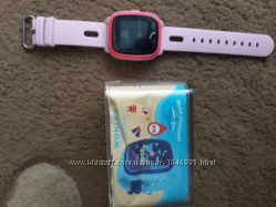 Часы-телефон GW400S водонепроницаемые