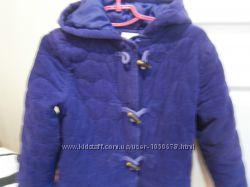 Курточка пальтишко Gymboree 4-5 лет