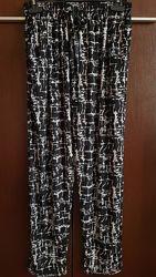 Женские лёгкие летние штаны султанка.