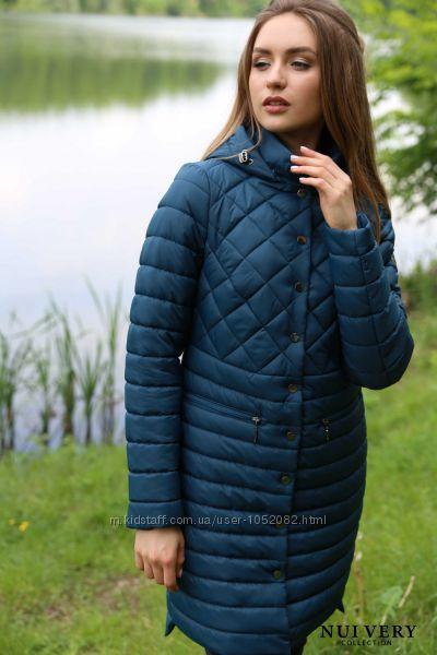 Женская куртка Теона ТМ NuiVery 2fd13c63e35fe