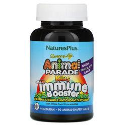 Nature&acutes Plus, добавка для укрепления детского иммунитета, 90 шт