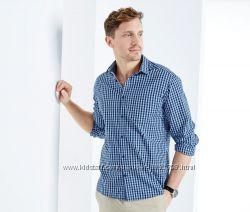 Рубашка из хлопка L от TCM Tchibo Германия.