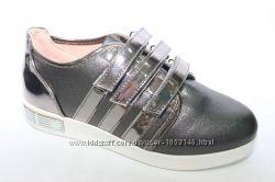 Модные туфли на липучках B&G 6799-S