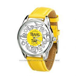 Наручные женские часы с дополнительным ремешком в подарок