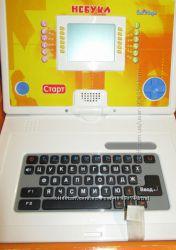 Детский ноутбук Небука, русский язык, поворотный экран